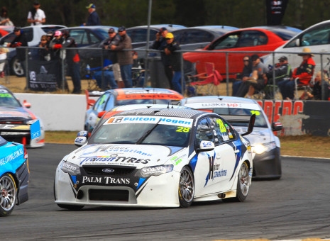 ROUND 5 : 01 - 03 AUG : COATES HIRE IPSWICH 500