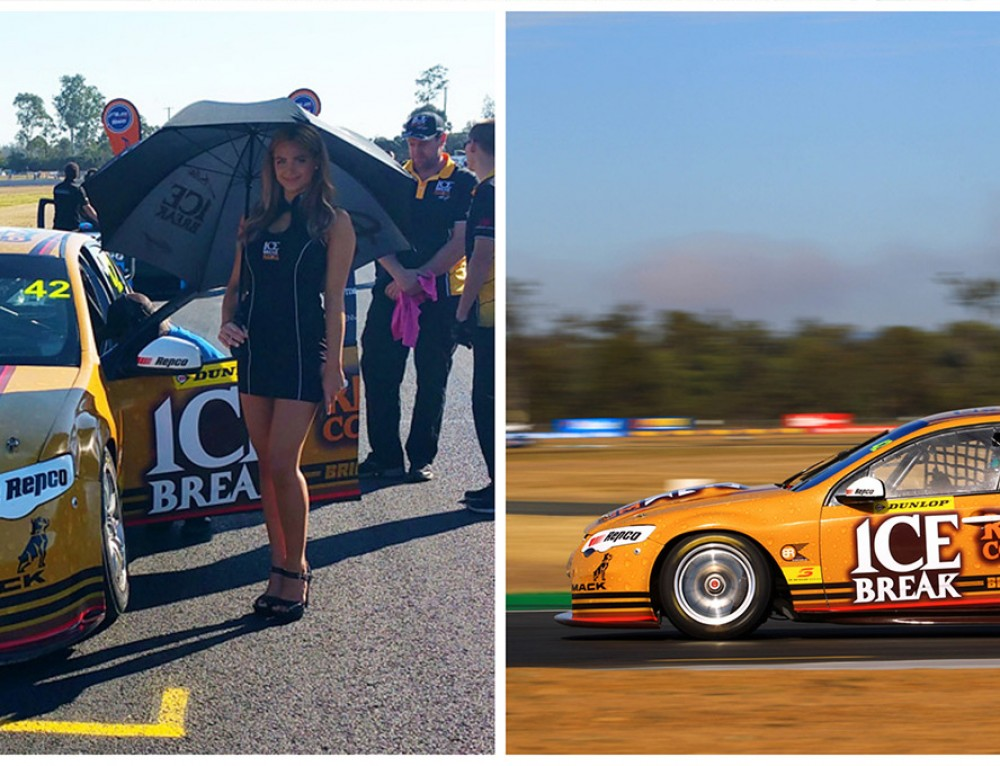 VICTORY FOR MW MOTORSPORT AT QUEENSLAND RACEWAY
