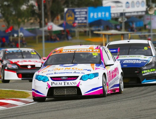 MORE TOP-10 ACTION FOR NT TEENAGER