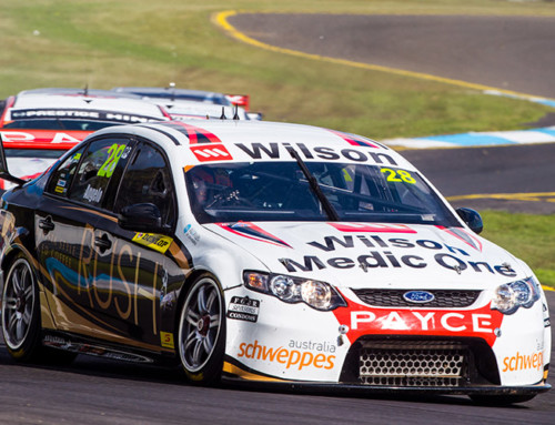 CHELSEA ANGELO TIPPED FOR BRIGHT SUPERCARS FUTURE