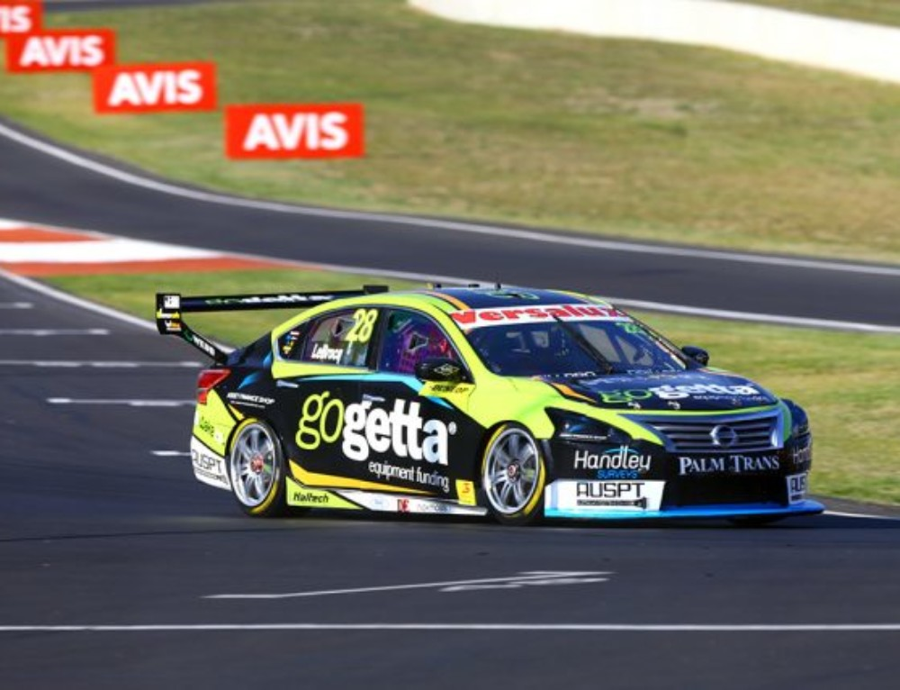 Le Brocq lowers record again for Bathurst Super2 pole