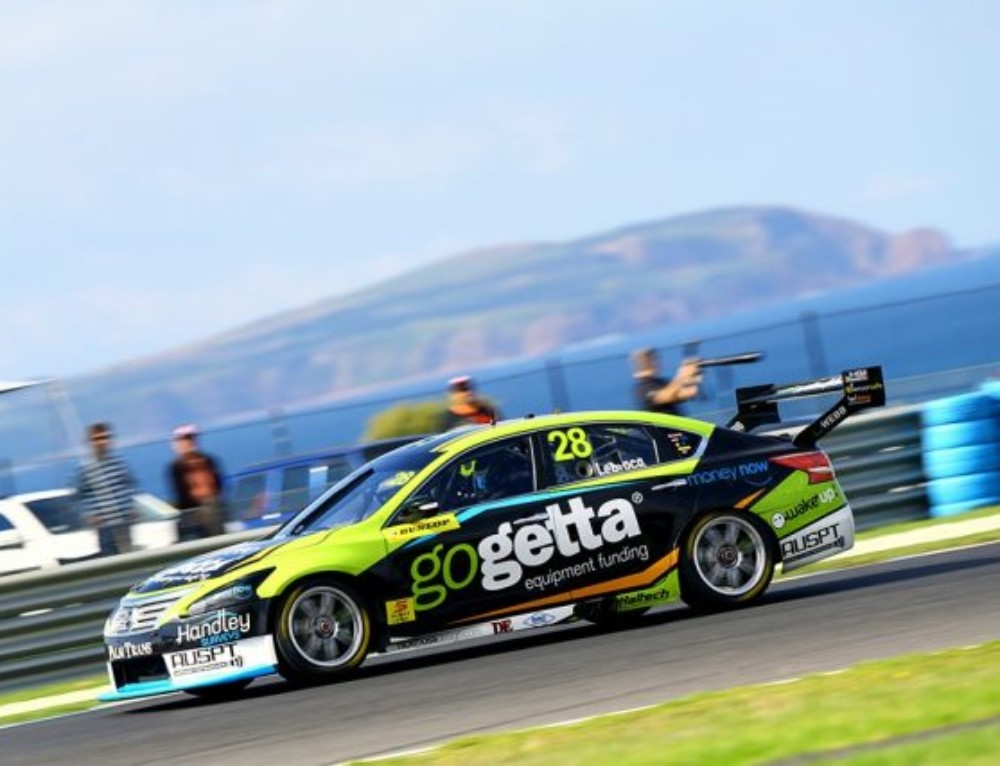 LE BROCQ WINS, DUMBRELL SPUN IN IN SUPER2 RACE 3