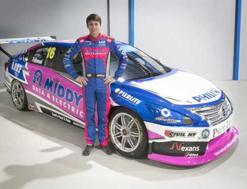 Fullwood Nissan ready to tackle Townsville