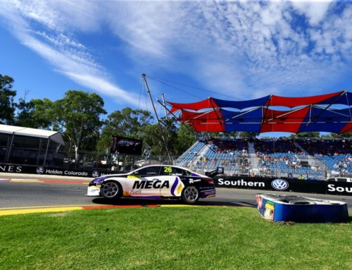 Jacobson drives away to Super2 Race 2 win