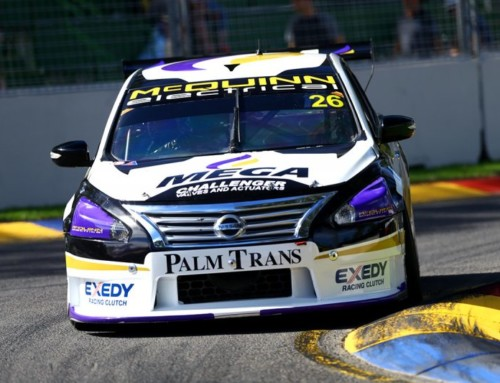 Jacobson sets record pace in Super2 qualifying