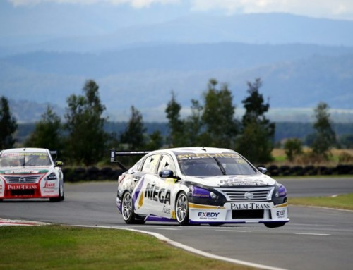 Jacobson pips Rullo in Super2 Prac 2 at Symmons