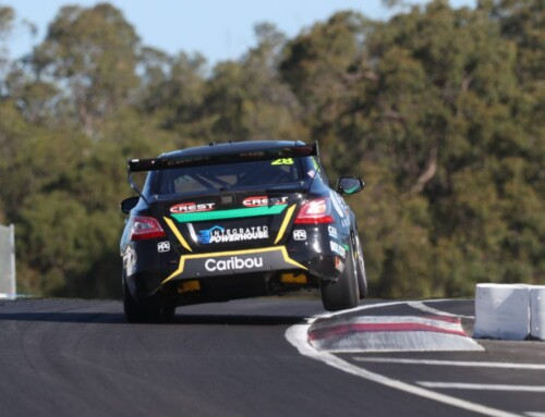 Goddard tops Super2 practice at Barbagallo