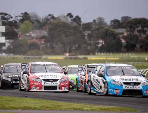 Title goes begging after hard fought Super3 at Sandown