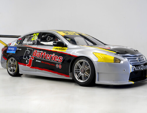 R & J Batteries backs Super2 Nissan of Tyler Everingham