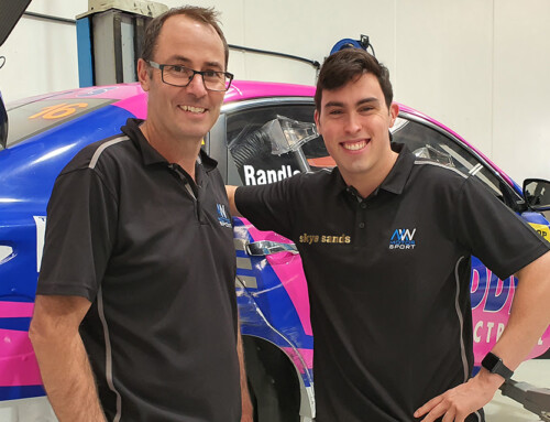 MW Motorsport signs Thomas Randle for 2020 Super2 Series
